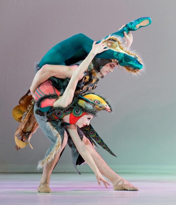 Courtney Dance - Alice in Wonderland 2012 #4